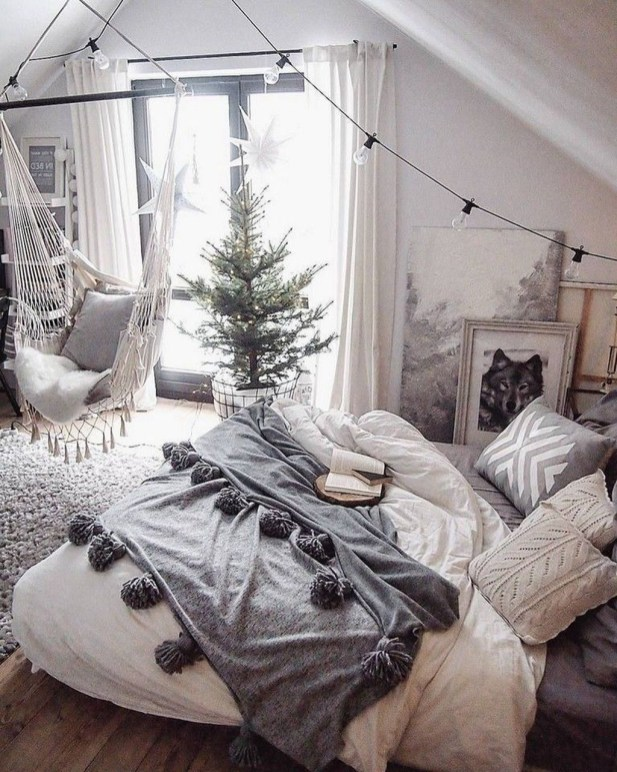 Comfortable Decorating Ideas For Winter47