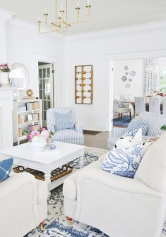 Gorgeous Summer Decor Ideas To Upgrade Your Home Comfortable21