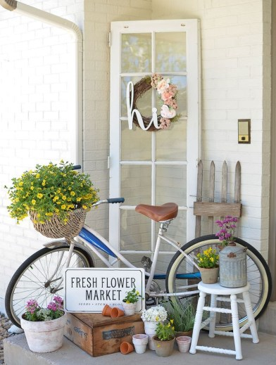 Gorgeous Summer Decor Ideas To Upgrade Your Home Comfortable34