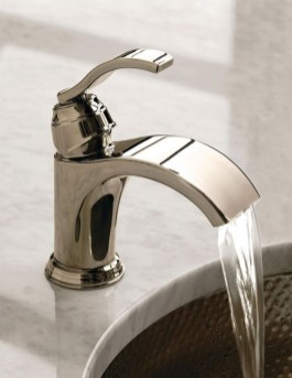 Incredible Water Faucet Design Ideas For Your Bathroom Sink17