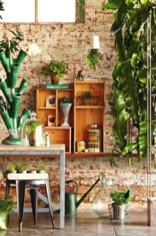 Indoor Garden Design For Easy And Cheap Home Ideas21