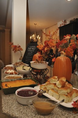 Inspired Decor Ideas For The Best Thanksgiving Ever15