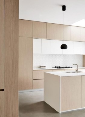 Modern Minimalist Kitchen Design Makes The House Look Elegant09