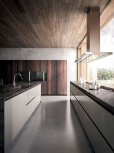 Modern Minimalist Kitchen Design Makes The House Look Elegant12