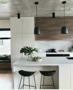 Modern Minimalist Kitchen Design Makes The House Look Elegant13