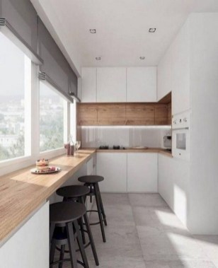 Modern Minimalist Kitchen Design Makes The House Look Elegant15
