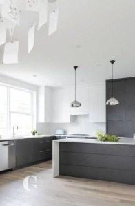 Modern Minimalist Kitchen Design Makes The House Look Elegant19