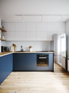 Modern Minimalist Kitchen Design Makes The House Look Elegant21