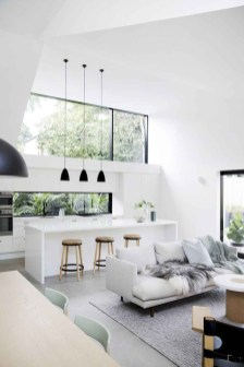 Modern Minimalist Kitchen Design Makes The House Look Elegant41