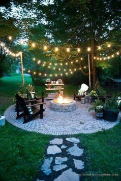 Perfect Fire Pit Design Ideas For Winter Season Decoration16