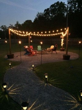 Perfect Fire Pit Design Ideas For Winter Season Decoration18