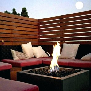 Perfect Fire Pit Design Ideas For Winter Season Decoration40