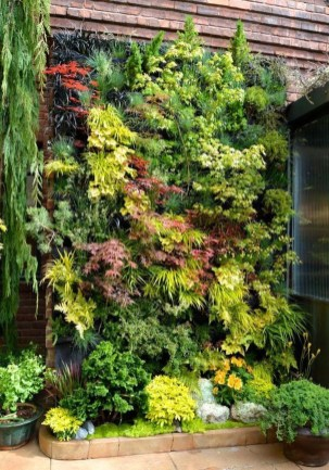 Succulents Living Walls Vertical Gardens Ideas09