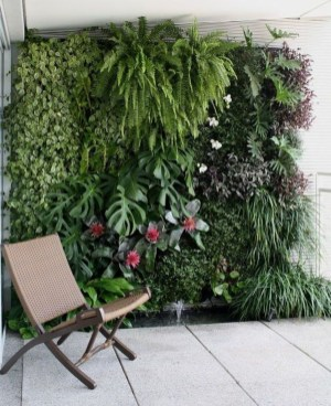 Succulents Living Walls Vertical Gardens Ideas18