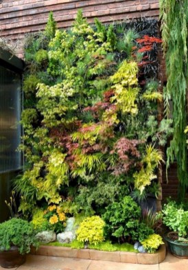Succulents Living Walls Vertical Gardens Ideas25