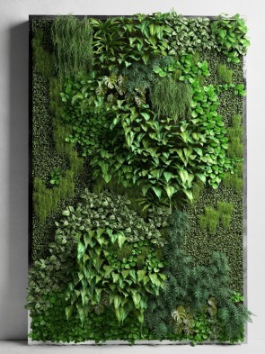 Succulents Living Walls Vertical Gardens Ideas27