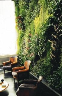 Succulents Living Walls Vertical Gardens Ideas31