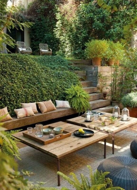 Unique Backyard Design Ideas45