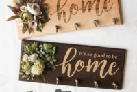 Wall Key Holders For Your Homes Entryway08
