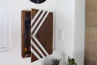 Wall Key Holders For Your Homes Entryway09