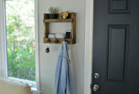Wall Key Holders For Your Homes Entryway17