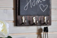 Wall Key Holders For Your Homes Entryway35