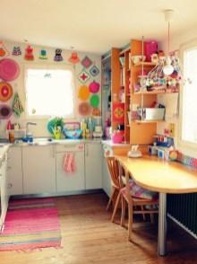 Wonderful Bohemian Kitchen Ideas To Inspire You28