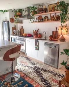 Wonderful Bohemian Kitchen Ideas To Inspire You29
