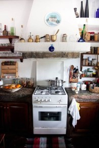 Wonderful Bohemian Kitchen Ideas To Inspire You31