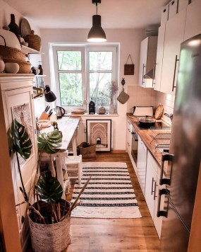 Wonderful Bohemian Kitchen Ideas To Inspire You33