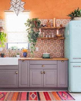 Wonderful Bohemian Kitchen Ideas To Inspire You34