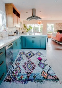 Wonderful Bohemian Kitchen Ideas To Inspire You37