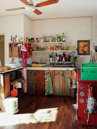 Wonderful Bohemian Kitchen Ideas To Inspire You43