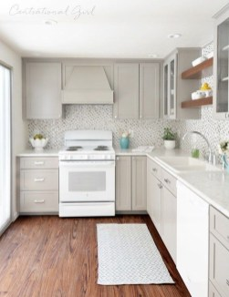 Adorable White Kitchen Design Ideas21