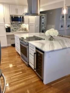 Adorable White Kitchen Design Ideas29