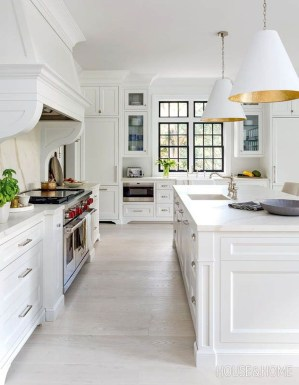 Adorable White Kitchen Design Ideas44