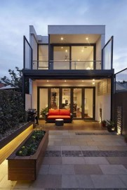 Awesome Contemporary Designs Ideas For Home Exterior28