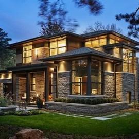 Awesome Contemporary Designs Ideas For Home Exterior30