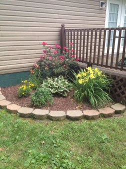 Beautiful Flower Beds Ideas For Home01