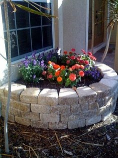 Beautiful Flower Beds Ideas For Home20