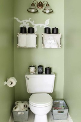 Brilliant Bathroom Decor Ideas On A Budget27