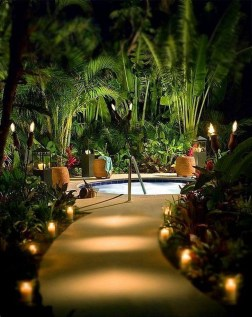 Cool Outdoor Lighting Ideas For Landscape40