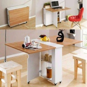Enchanting Kitchen Design Ideas For Small Spaces13