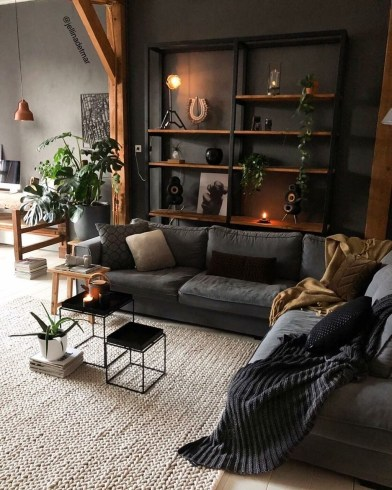 Gorgeous Scandinavian Interior Design Decor Ideas33