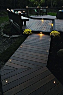 Impressive Backyard Lighting Ideas For Home03