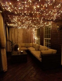 Impressive Backyard Lighting Ideas For Home10