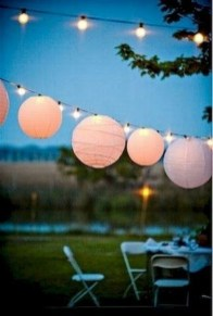Impressive Backyard Lighting Ideas For Home30
