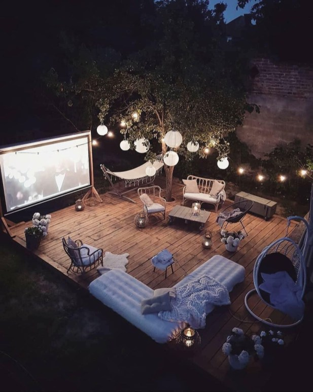 Impressive Backyard Lighting Ideas For Home45