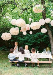 Outstanding Garden Party Decorating Ideas For Birthday03