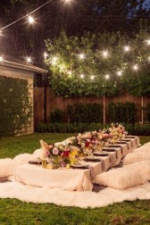 Outstanding Garden Party Decorating Ideas For Birthday05